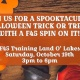 Trick-or-Treat with F45