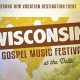 Wisconsin Gospel Music Festival at Crystal Grand Music Theatre