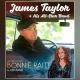 James Taylor with special guest Bonnie Raitt
