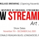 Now Streaming Art Show