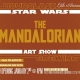 STAR WARS: The Mandalorian Art Show at Hourglass Brewing