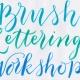 Brush Lettering & Brews