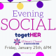 Evening Social with The Women's Council