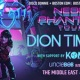 Dion Timmer x Kompany at the Middle East | 3.21.19