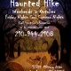 Haunted Hike San Antonio