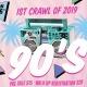 90's Bar Crawl Downtown West Palm Beach