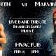Al Green vs Marvin Gaye: Live Band Tribute