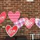 Valentine's Heart Door Hanger Painting Class