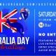 Australia Day at M Bar