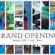 Grand Opening of Gallery 500
