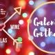 GALENTINES GATHERING: YOGA + MALA MAKING + WINE