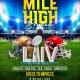 The #MileHighBrunch & #DayParty at @HangarAstoria ( super bowl Edition)