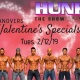 HUNKS The Pre-Valentine's Show at Hanovers 2.0 (Austin, TX)