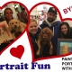 Paint Your Dog Portrait-Valentines Party Brooklyn Feb. 9