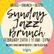 Sunday Jazz Brunch Swing and Jazz   Free Event