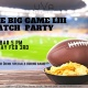 Big Game LIII Watch Party