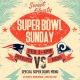 Super Bowl at Sweet Liberty Drinks & Supply Co