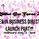Glitter Box Turns 2! Babes in Business Directory Launch Party!