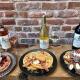 Wine and Waffles Galentine's Day Celebration