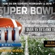 Superbowl Sunday- Unlimited Wings N Drinks @ Wicked Willy's