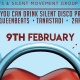 All You Can Drink For the Love of Music Silent Disco