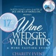Wine, Wedges and Wingtips-A Wine Tasting Charity Event