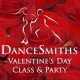 Valentine's Day Group Class & Party