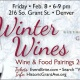 Winter Wines, 2nd Year!
