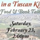 Love in a Tuscan Kitchen Book Talk with Author Sheryl Ness