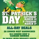 St. Patrick's Day at Tuman's Tap & Grill