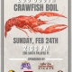 200 South Crawfish Boil