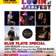 Boom Boom Room Presents BLUE PLATE SPECIAL