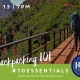 BCO & HTXO present Houston Outdoor Live: Backpacking 101