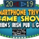 Smartphone Trivia Game Show at O'Briens Irish Pub & Grill
