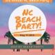 3RD ANNUAL NORTH CAROLINA BEACH PARTY