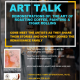 Art Talk at Pelagia Trattoria