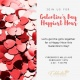 Galentine's Day Happiest Hour