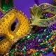 Mardi Gras Party on the Palafox Balcony!