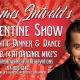 James Intveld's Valentine Show - Romantic Dinner & Dance