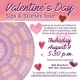 Valentine's Day Sips and Stories Tour