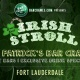 Ft Lauderdale St. Patrick's Day Irish Stroll