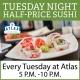 Half-Price Sushi