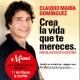 Creá la vida que te merecés - Claudio María Dominguez