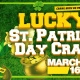 Lucky's St. Patrick's Day Crawl - Tampa