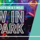 Fit City 5K + 1 Mile: GLOW IN THE PARK
