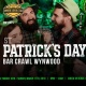 2019 St. Patrick's Bar Crawl in Wynwood