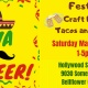 Viva La Beer! Craft Beer, Tacos and More...