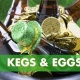 St. Patrick's Day Kegs and Eggs