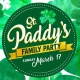 St. Paddy's Day Family Party