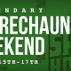 Legendary Leprechaun Weekend
